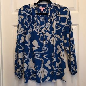 Lilly Pulitzer Elsa Top Small